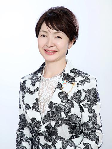 松山商工会議所女性会 第9代会長 佐川 東輝枝